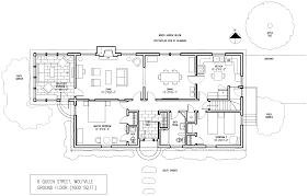 floorplan of a house the floor plan of mccormack house vacation rental wolfville