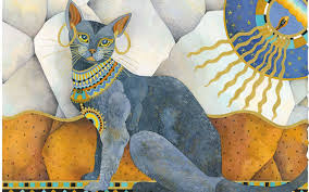 cats rule in ancient egypt