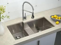 undermount stainless steel kitchen sink undermount kitchen sinks home depot canada at faucet farmhouse