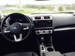 subaru legacy interior test drive 2015 subaru legacy 3 6r limited
