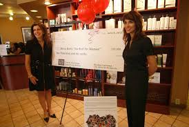 hair dresser s day raun hairdressers and day spa win wella charity challenge news