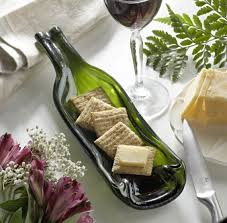 wine bottle plates 44 diy wine bottles crafts and ideas on how to cut glass