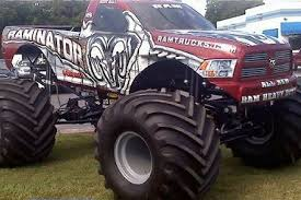 monster truck show maine your monster truck obsessed kid will love seeing the raminator