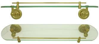 Bad Ablage Retro Glasablage Ablagekonsole Badablage Glas Regal Ablage Bad