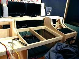 home recording studio desk home recording studio desk home recording desk recording studio desk