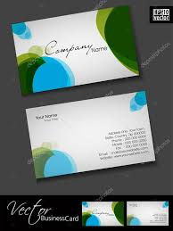 business visiting card format free vector download 214 831 free