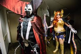 halloween costumes oregon city photos incredible costumes highlight rose city comic con in