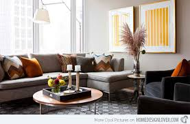 modern decoration ideas for living room 15 ideas to decorate a modern living room with throw pillows home