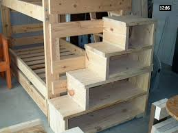 Plans For Bunk Bed With Trundle by Bunk Beds Twin Over Full Bunk Bed Building Plans How To Build A