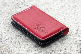 buy business card holder buy business card holder made from horween leather card