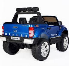jeep blue ford ranger wildtrak 2017 licensed 4wd 24v battery ride on jeep