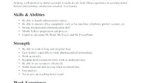 resume skills and abilities administrative assistant skills and abilities resume exles cliffordsphotography com
