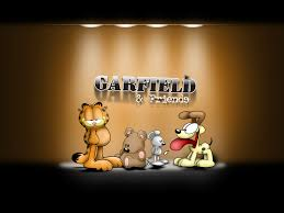 garfield and friends garfield wallpaper wallpapers browse
