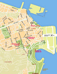 city map of brazil brazil travel guide city center de janeiro map