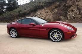 Ferrari California Specs - first drive the 2017 ferrari california t hs feels like lightning