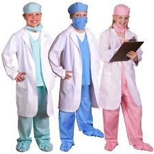Doctor Costume Halloween Aeromax Doctor U0026 Nurse Costumes Boys Ebay
