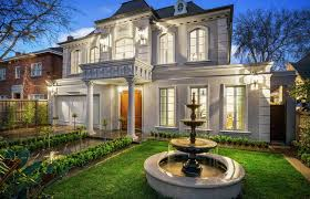 french style homes french style home in victoria australia floor plans homes of