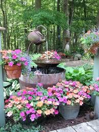 Backyard Fountains Ideas Landscape Fountains Outdoor Ideas How To Make A Garden