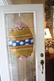 Easter Decorations Door by Party Of Tew Easter Door Decor