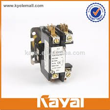 compressor refrigerator parts 30a 240v air condition dp contactor