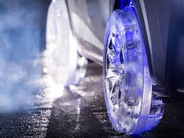 lexus wheels replica lexus car can drive with ice wheels business insider