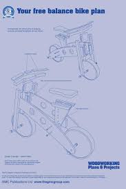 balance bike woodworking crafts magazine woodworkersinstitute com
