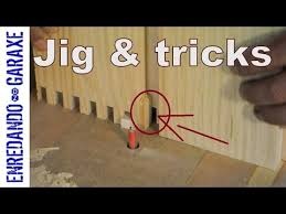 how to make and use a finger joint router table jig youtube
