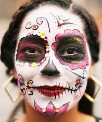 Halloween Makeup Dia De Los Muertos Day Of The Dead Traditions Dia De Los Muertos History