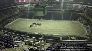 verizon center time lapse from hockey to the horse show capital