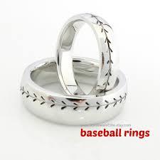 baseball wedding ring baseball ring baseball band baseball pattern baseball