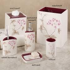 cherry blossom shower curtain bathroom decor pinterest ideas home