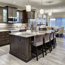 model homes interior design kitchen model home kitchens charming brown rectangle modern wood