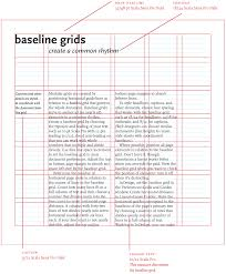 grid layout for 8 5 x 11 grid thinking with type