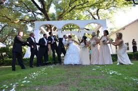 small wedding venues san antonio gardens at west green intimate ceremony reception venue