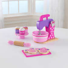 Pink Kitchen Accessories by Play Kitchen Accessories Kidkraft