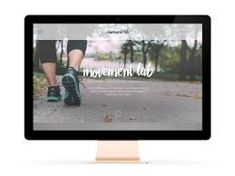 movement lab winnipeg branding responsive web design