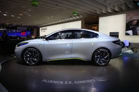 renault fluence renault and dongfeng will produce electric fluence based car for