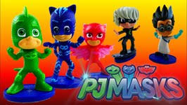 pj masks toy review episode 2 light glowing catboy