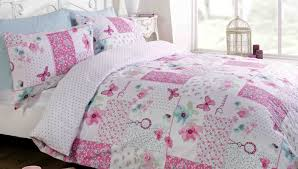 Shabby Chic Floral Bedding by Bedding Set Full Queen King Ruffle Duvet Cover White Amazing