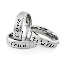 commitment ring true waits cz ring commitment promise ring