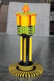 Dark Matter Pedestal Dark Matter Observatory On Nimbus Iv A Lego Creation By Jeremy