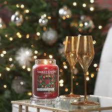 candle apple wreath large jar