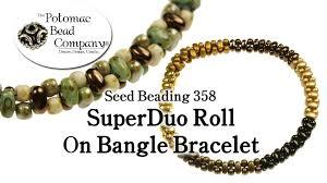 bracelet youtube images Superduo roll on bangle bracelet jpg
