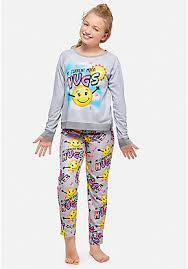 pajamas pj sets sleep separates justice