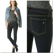 66 off rag u0026 bone denim rag u0026 bone heritage capri stretch denim