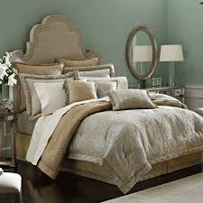 neutral colored bedding bedroom sets comforters croscill opal king bed set with many