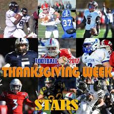 football vote for the 2017 thanksgiving week