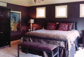 bedroom dark purple bedroom colors dark hardwood area rugs lamp