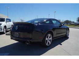 2013 Ford Mustang Gt Black 2013 Ford Mustang Gt For Sale In Houston Tx 1zvbp8cf4d5236014