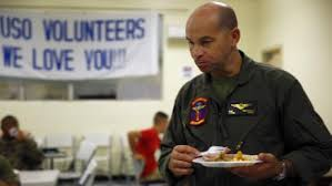 us troops overseas celebrate thanksgiving with 98 820 pounds of